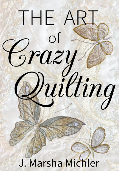 The Art of Crazy Quilting image